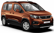 Фаркопы Peugeot Rifter (c 2019--)