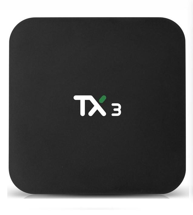 Smart TV приставка Tanix TX3 S905X3 4/32Gb