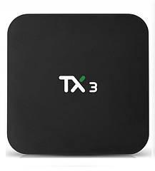 Smart TV приставка Tanix TX3 S905X3 4/64Gb