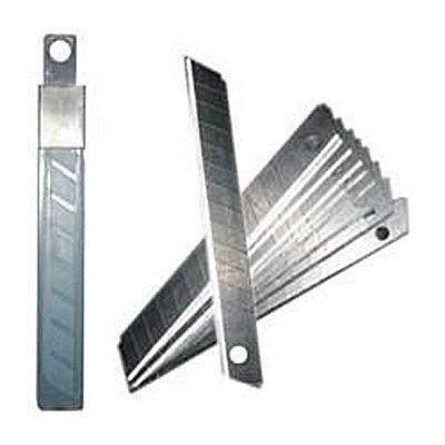 Лезвие запасное для канцелярского большого ножа Economix 10шт E40516