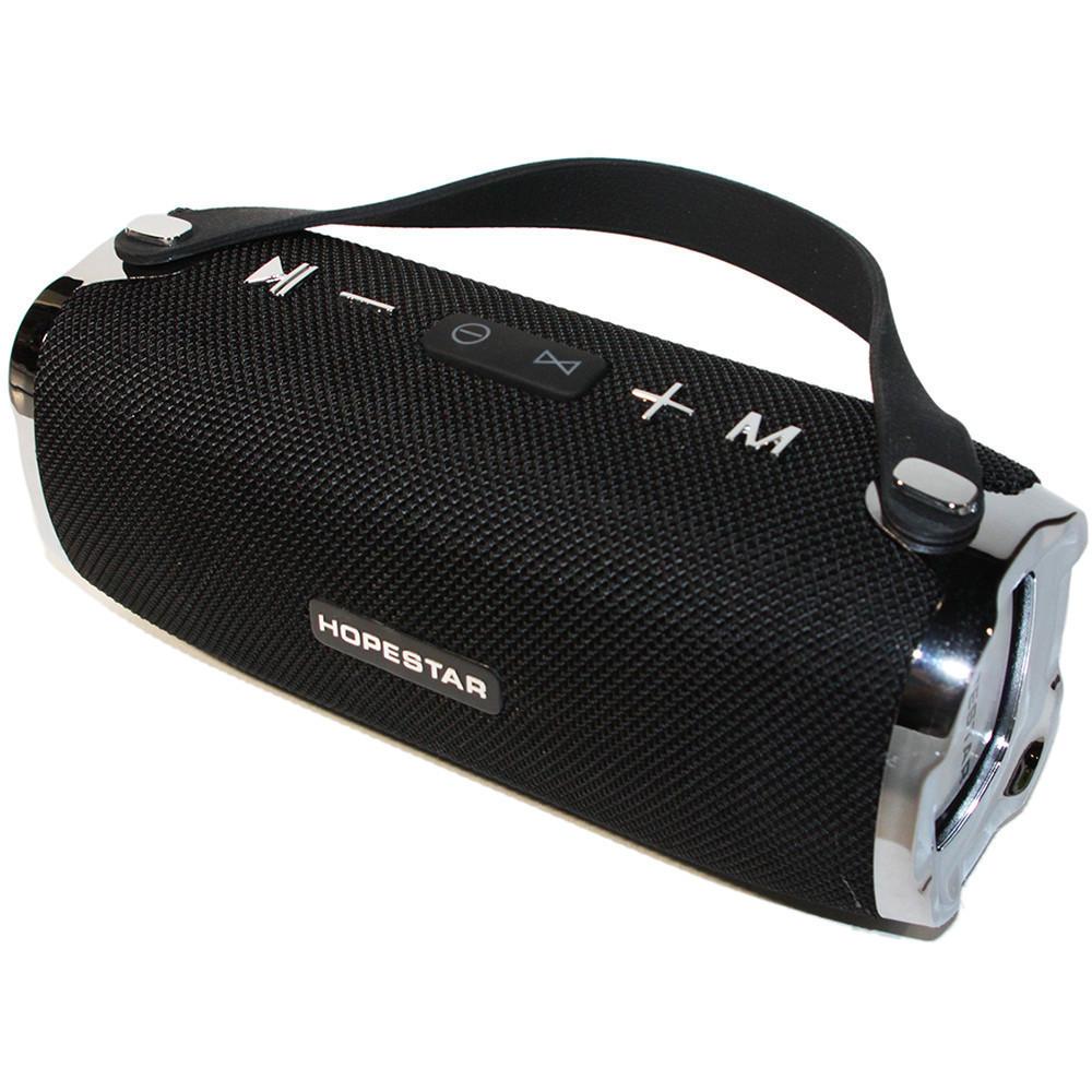 Портативна Bluetooth колонка HOPESTAR H24 Чорна