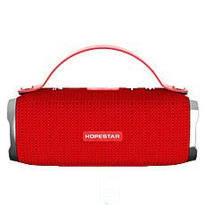 Портативна Bluetooth колонка HOPESTAR H24 (Червона), фото 2