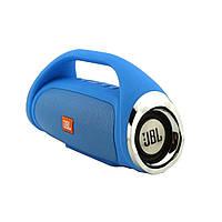 Колонка JBL Boombox-MINI - Синяя