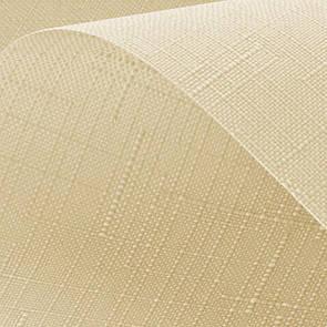 Рулонные шторы Len. Тканевые ролеты Лен Персиковый 0877, 95
