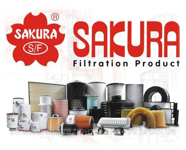 Антибактеріальний фільтр салона Sakura с катіионамі срібла