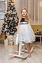 Платье нарядное детское np-33 Размеры 98- 128  TM Barbarris, фото 5