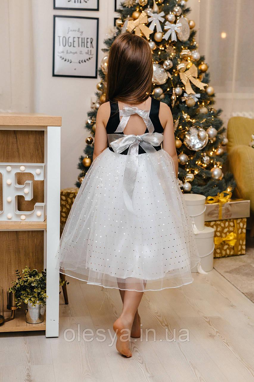 Платье нарядное детское np-33 Размеры 98- 128  TM Barbarris