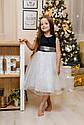 Платье нарядное детское np-33 Размеры 98- 128  TM Barbarris, фото 6