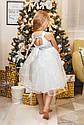 Платье нарядное детское np-34 TM Barbarris Размеры 98 - 128, фото 4