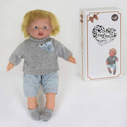 Кукла 00599 В (24/2) 38см, в коробке
