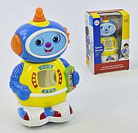 Робот Космический доктор 506, песня на англ. языке, подсветка, движение от батареек