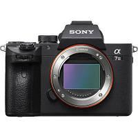 Цифровой фотоаппарат SONY Alpha 7 M3 body black (ILCE7M3B.CEC)