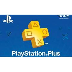 Карта онлайн пополнения SONY PlayStation Plus: Подписка на 3 месяца Конверт (9813347)