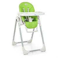 Детский стульчик для кормления El Camino ME 1038 PRIME Green Apple, зеленый