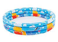 Детский надувной бассейн Intex 58915 «Винни Пух», 147*33 см
