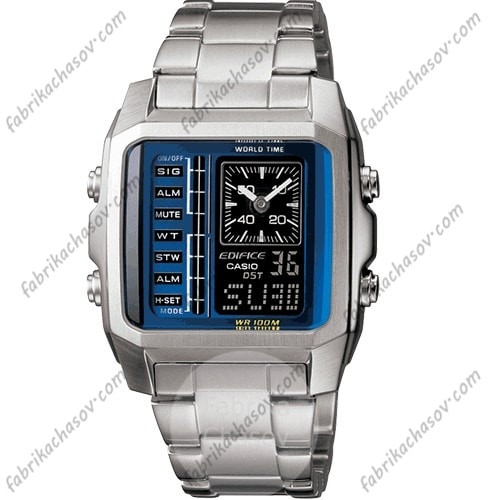 Часы Casio Edifice EFA-124D-2AVD