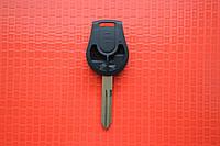 Корпус ключа Nissan Juke note 2 кнопки