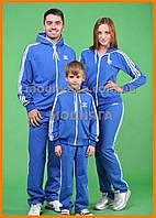 Спортивные костюмы адидас для семьи | спортивная семья папа мама сын дочь