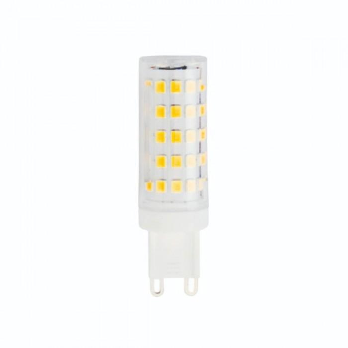 Лампа светодиодная 6W G9 6400K Horoz PETA-6