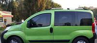 Рейлинги на Fiat Fiorino пластиковое крепление