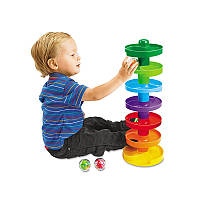 Развивающая игрушка-логика Пирамидка 14403