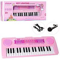 Синтезатор BF-4302CL Розовый
