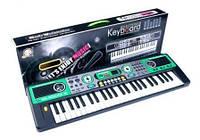 Синтезатор Мастер MQ-823 USB 49 клавиша