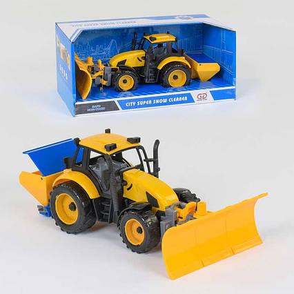 Трактор 9998-40 (24/2) инерция, в коробке