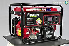 Электростанция на газу Musstang MG5000K-BF/32A (5,5 кВт)