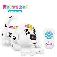 Детская интерактивная игрушка Собачка Happy Dog ND093 (2 цвета)
