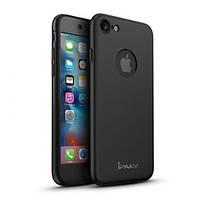 Чехол iPaky 360 iPhone 7/8 (4.7) (+ стекло на экран) (Черный)