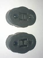 Подвеска глушителя /задняя часть/ фигурная уп=2шт LANOS,SENS (96351529)  (GSP Auto)