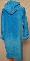 Махровый женский халат, фото 2