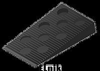 Клин пластиковый 80х10мм, МЕТАЛВИС [3MU008000031081000]