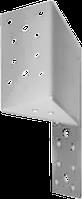 Стандартна угловая пластина 100х62х40, МЕТАЛВИС [3MU0050A0624048250]