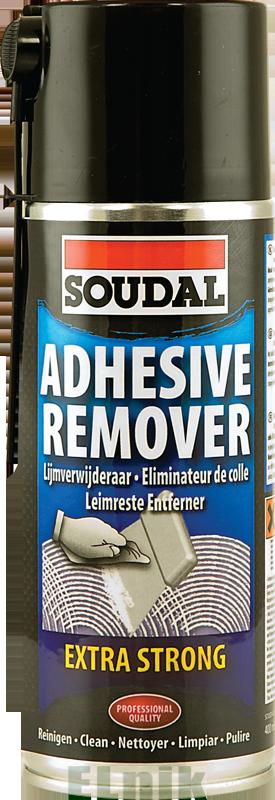 Средство для удаления клея 400мл. Adhesive Remover, SOUDAL [0000900000001000AR]