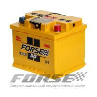 Аккумулятор Forse, 50А/ч, 510А