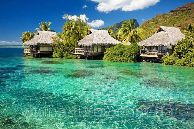 Отдых во Французской Полинезии (острова Французской Полинезии, Тихого океана, Таити, Бора-Бора) из Днепра