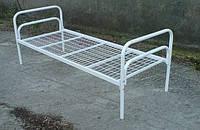 Кровать металлическая армейская одноярусная