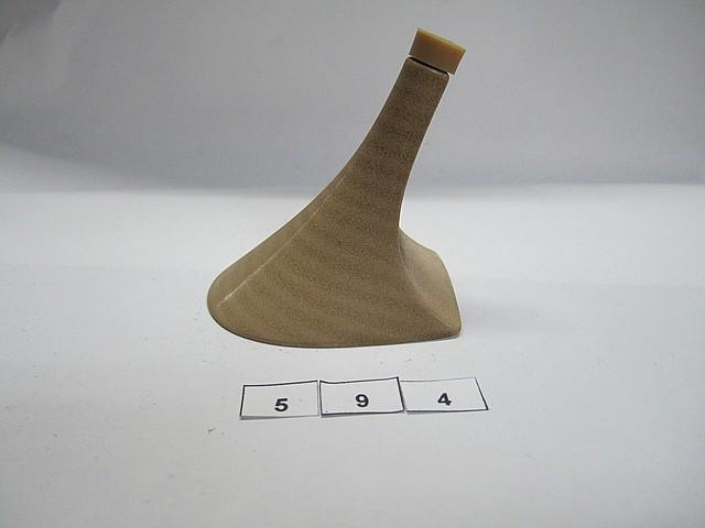 Каблук женский пластиковый 594 h-7,5см.