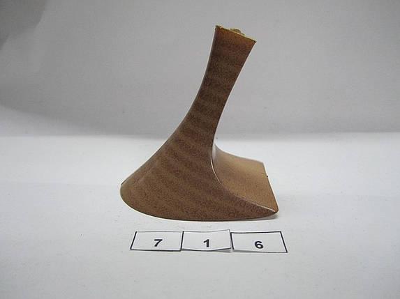 Каблук женский пластиковый 716 h-7,5см., фото 2