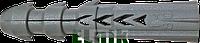 КП Дюбель 12х60 полипропиленовый потай, МЕТАЛВИС [92P00000092P126000]