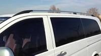 Рейлинги Mercedes Vito 639 пластик long