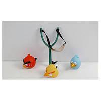 Рогатка Angry birds с резиновыми птичками