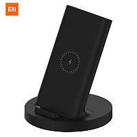 Беспроводное зарядное устройство Xiaomi Mi Wireless Charger 20W WPC02ZM (Черное)