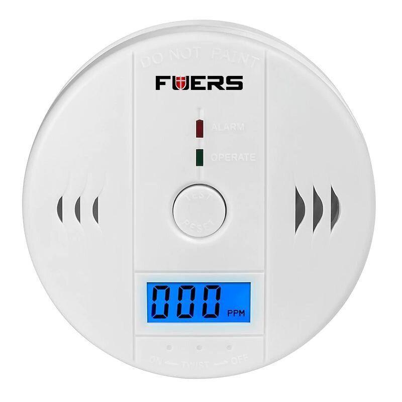Датчик угарного газа бытовой сигнализатор CO Fuers JKD6021