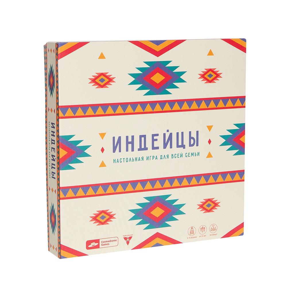 Настольная игра Cosmodrome Games Индейцы (52022)