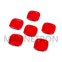 Набор крышек для баночки йогуртницы Tefal SS-1530000653