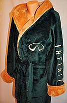 Купить недорого мужской банный халат ВМW, фото 2