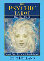 Экстрасенсорное Таро. Оракульная Колода / Psychic Tarot. Oracle Deck, фото 1